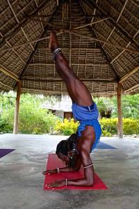 Paul _yoga instructor