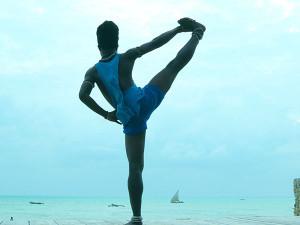 Yoga på Zanzibar_Paul